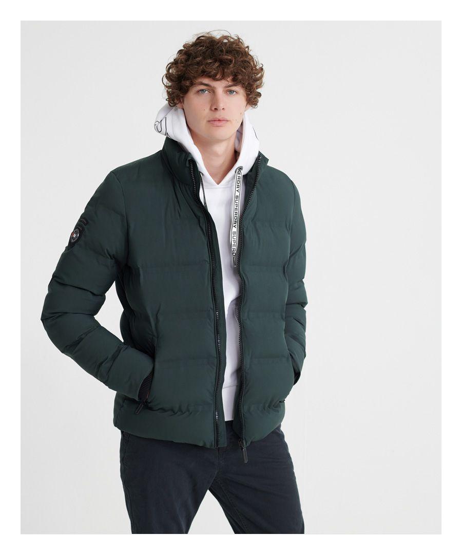 Image for Superdry Ultimate Radar Quilt Puffer jacket