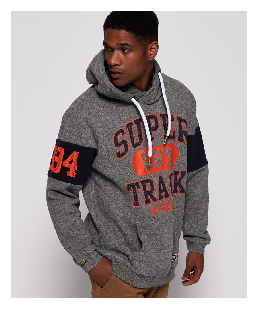 Image for Superdry Super Track Oversized Hoodie