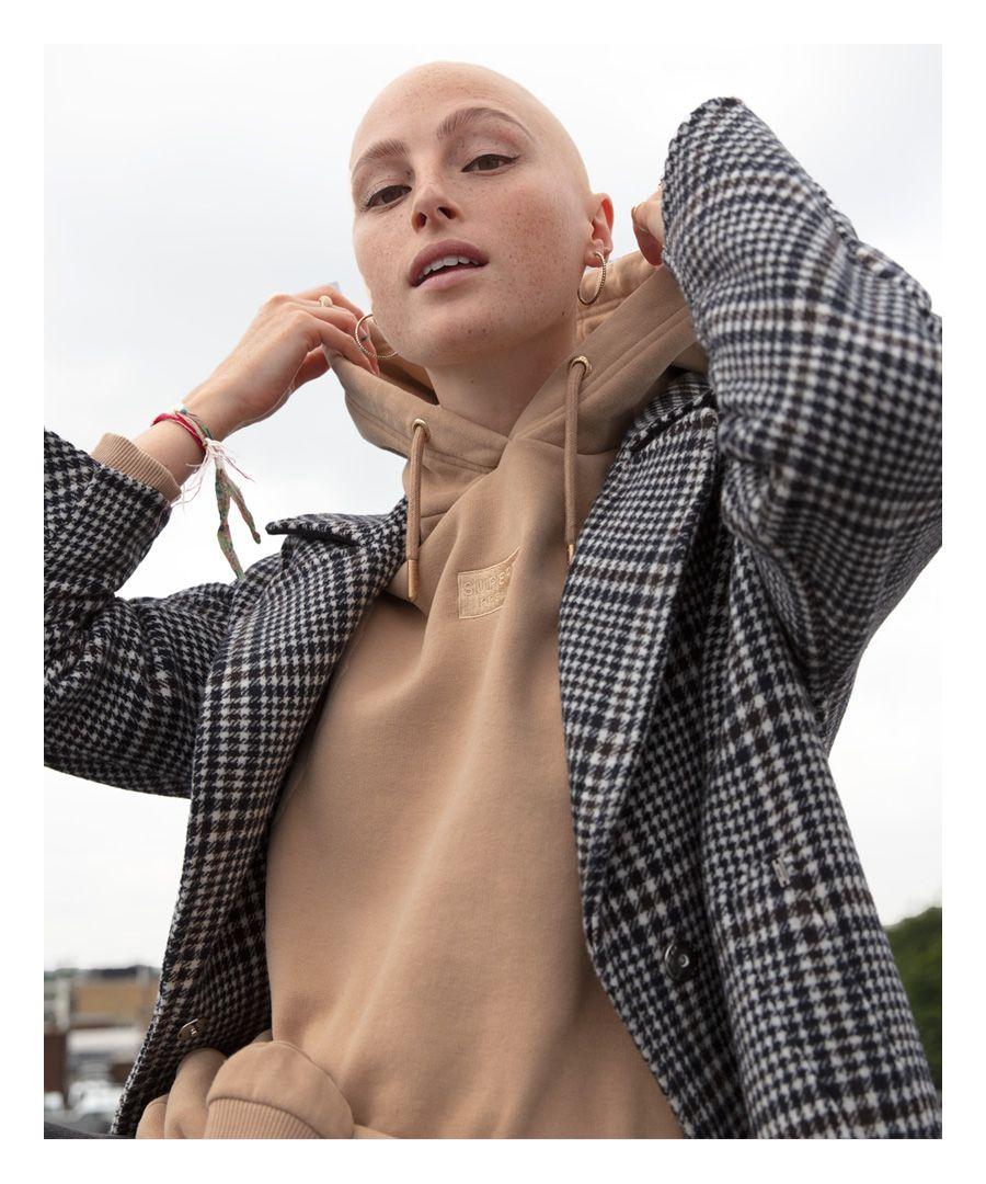 Image for Superdry Koben Wool Coat