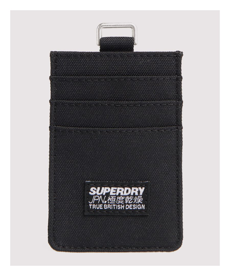 Image for Superdry Fabric Card Wallet