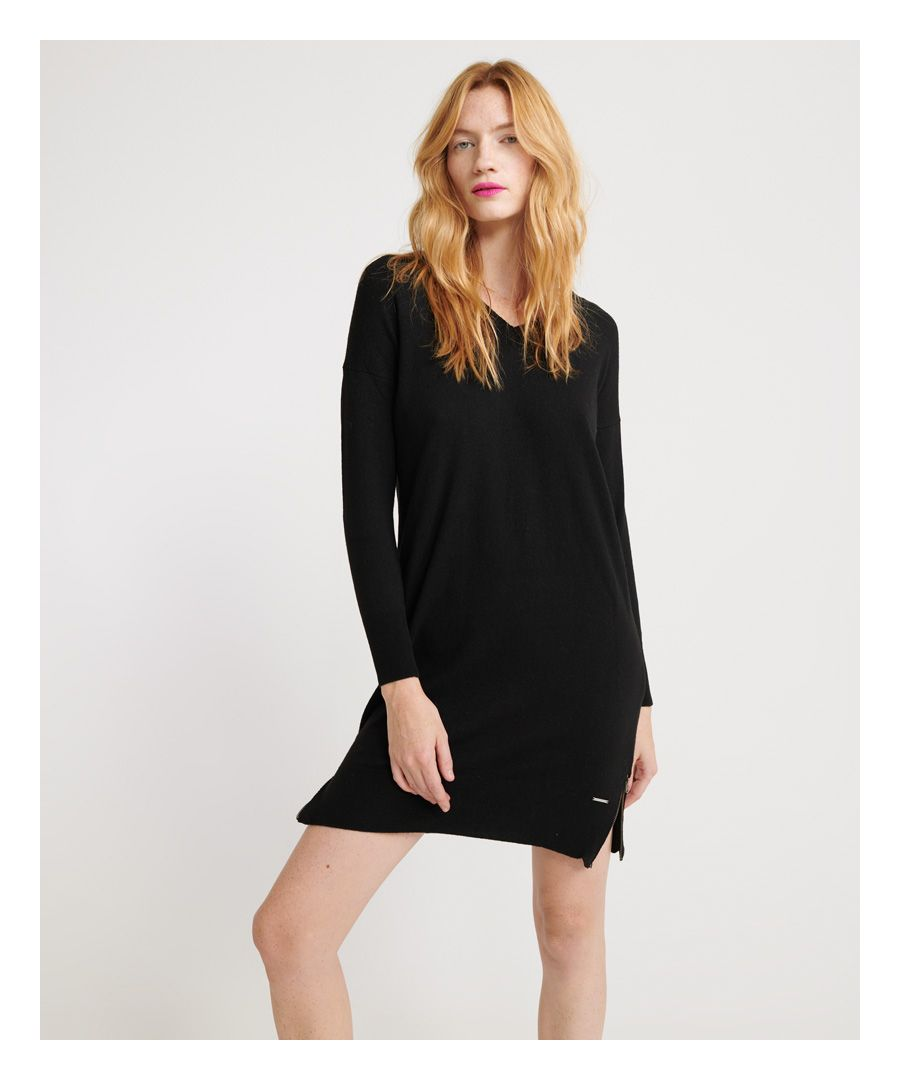 Image for Superdry Jayden Luxe Knit Dress