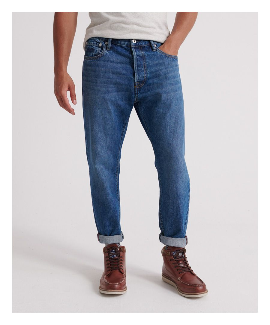 Image for Superdry Frankie Relaxed Jeans