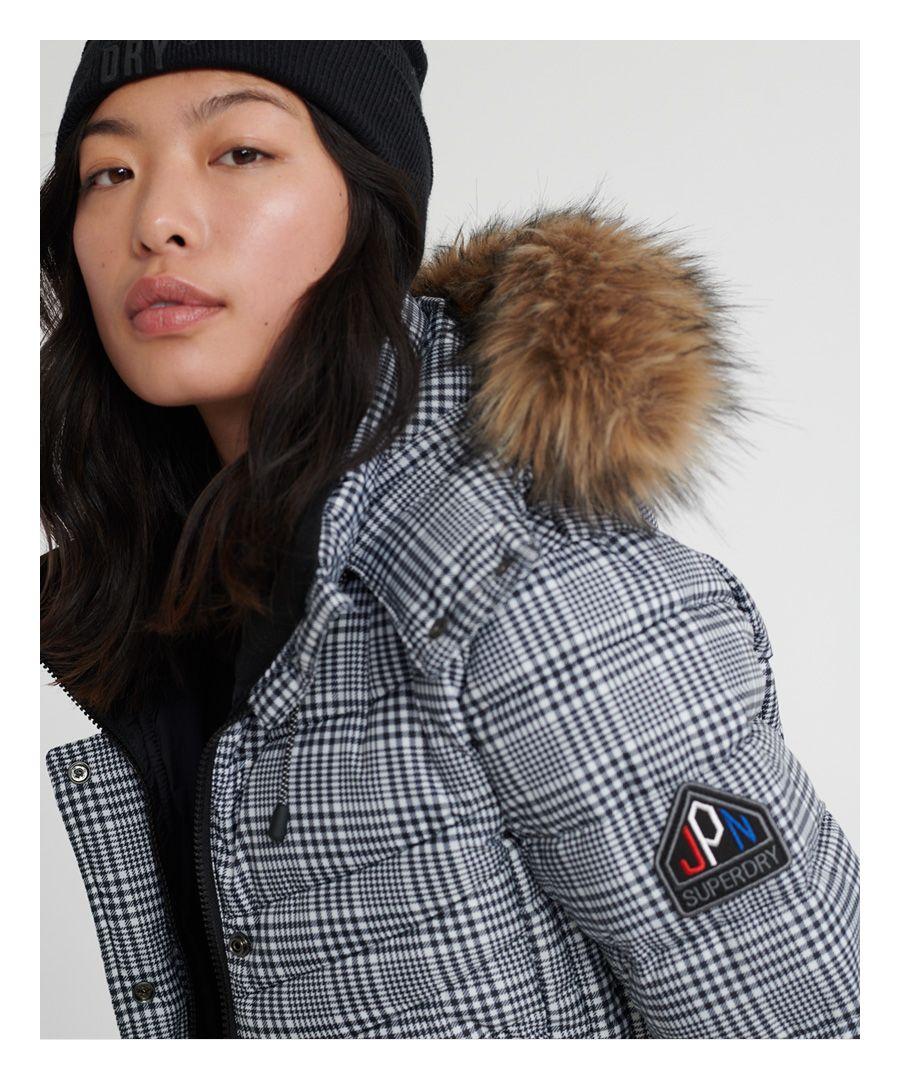 Image for Superdry Fuji Slim 3 In 1 Jacket