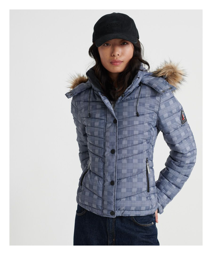 Image for Superdry Fuji Slim 3 In 1 Jacket