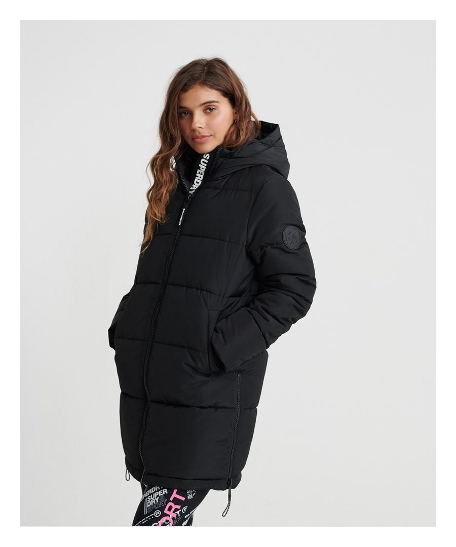 Image for Superdry Ion Padded Coat