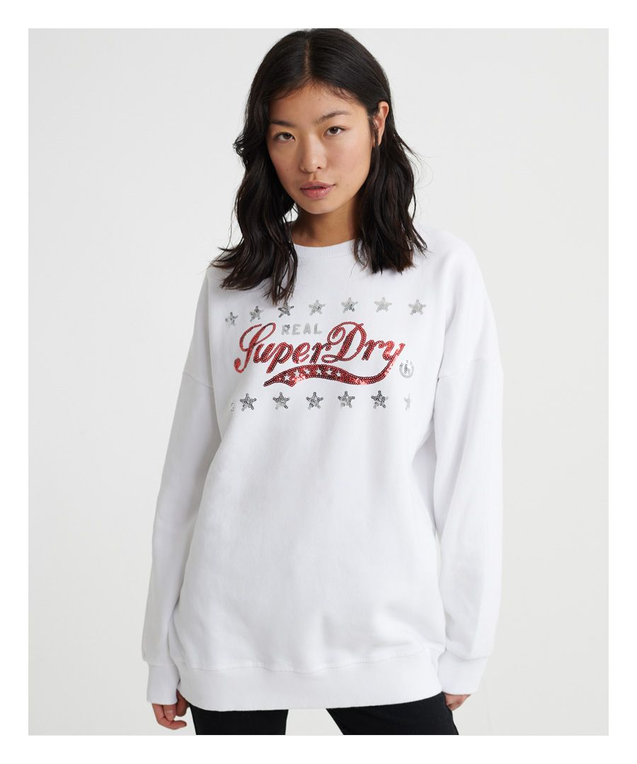 Image for Superdry Boutique Real Classics Crew Sweatshirt