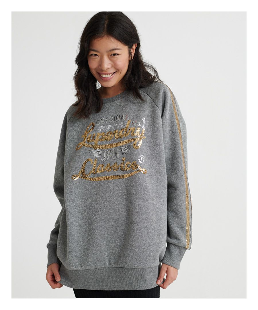 Image for Superdry Original Boutique Crew Sweatshirt