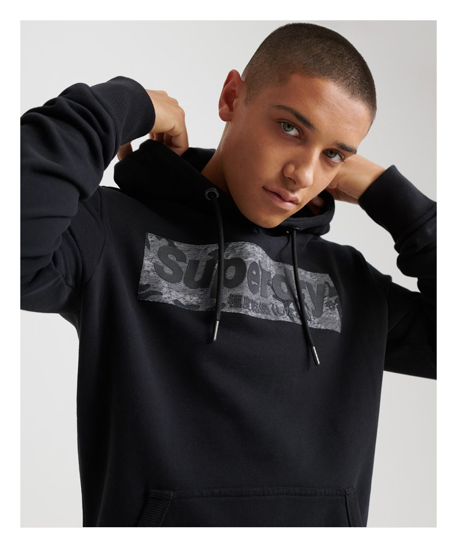 Image for Superdry Camo International Hoodie