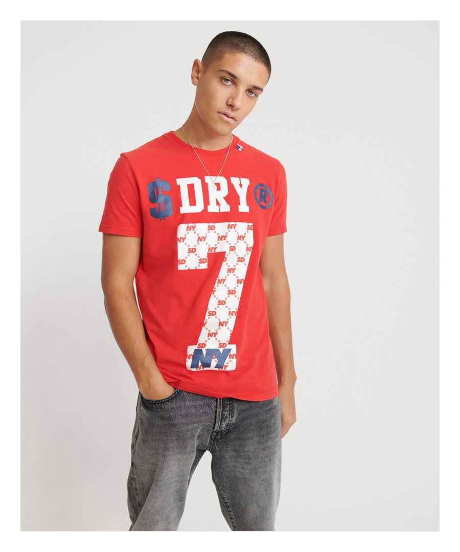 Image for Superdry Dollar Dry T-Shirt