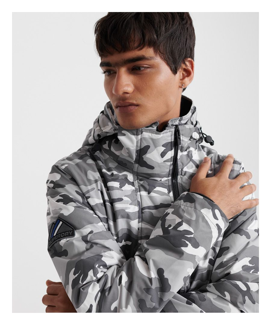 Image for Superdry Microfibre SD-Windcheater Jacket