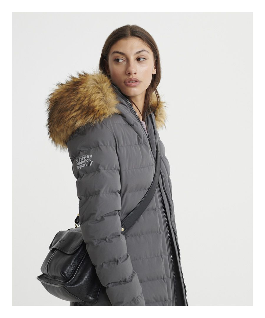 Image for Superdry Arctic Tall Puffer
