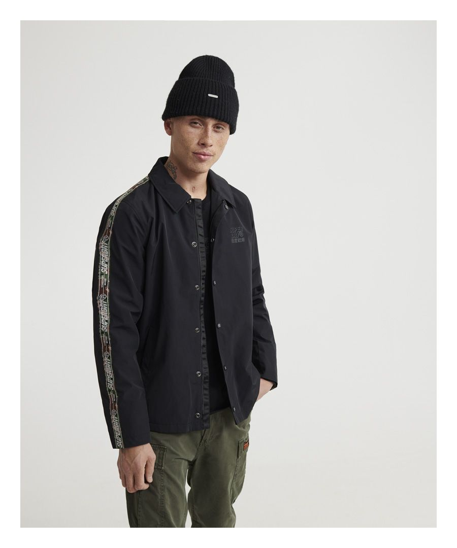 Image for Superdry Cadence Coach Jacket