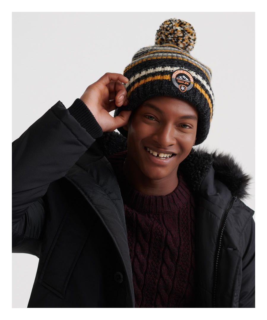 Image for Superdry Woodruff Beanie