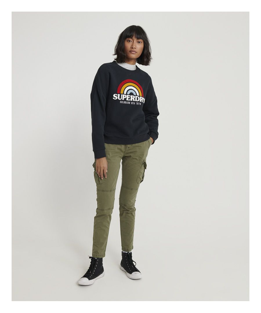 Image for Superdry Girlfriend Cargo Pants