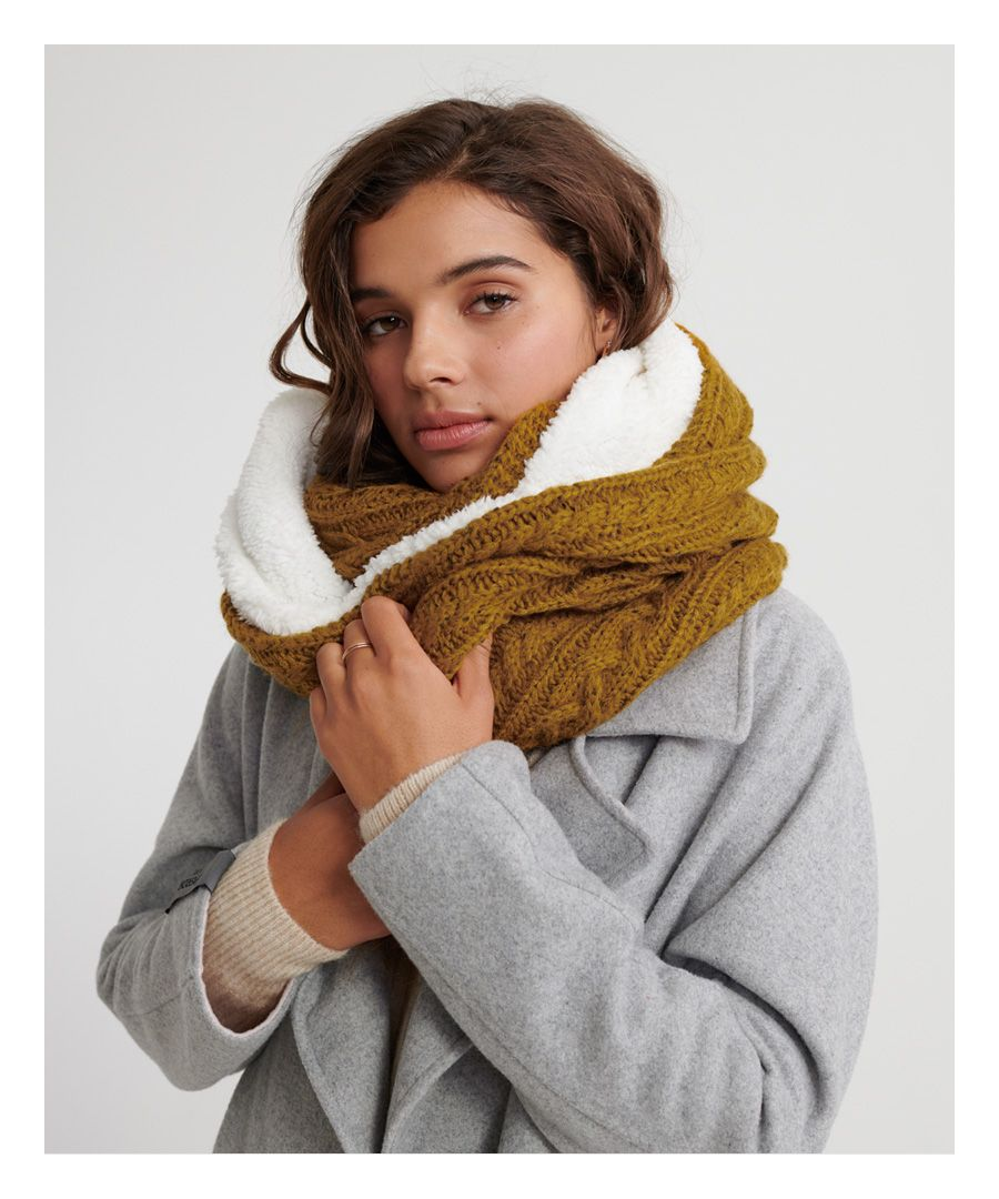 Image for Superdry Gracie Cable Snood