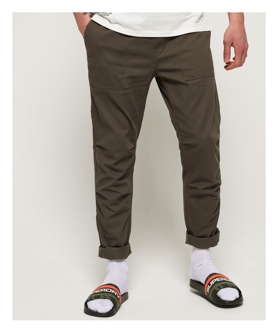 Image for Superdry Core Utility Pants