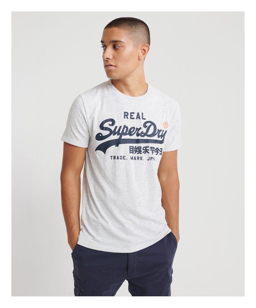 Image for Superdry Vintage Logo T-Shirt