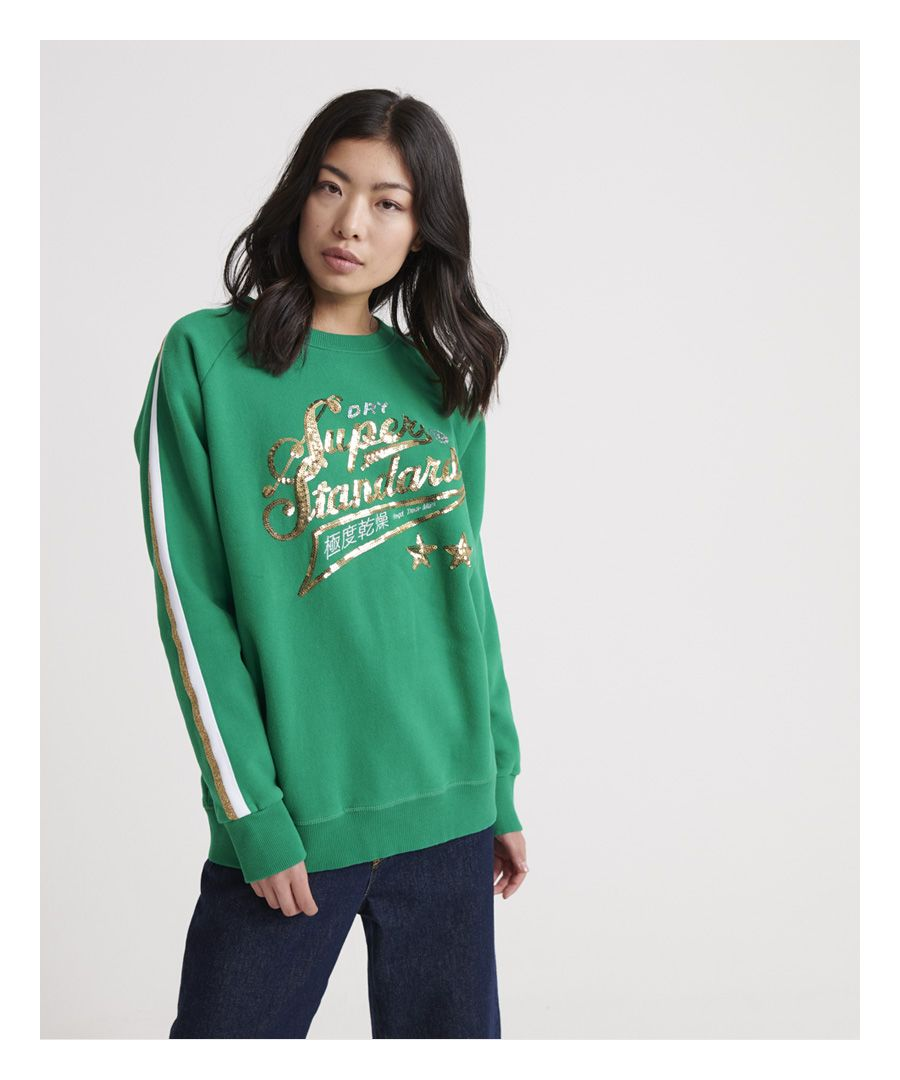 Image for Superdry Boutique Classics Standard Crew Sweatshirt