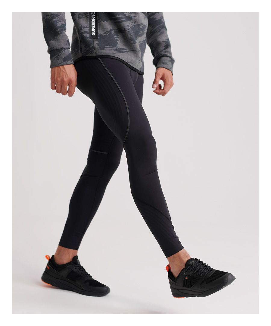 Image for Superdry Performance Flock Compression Legging