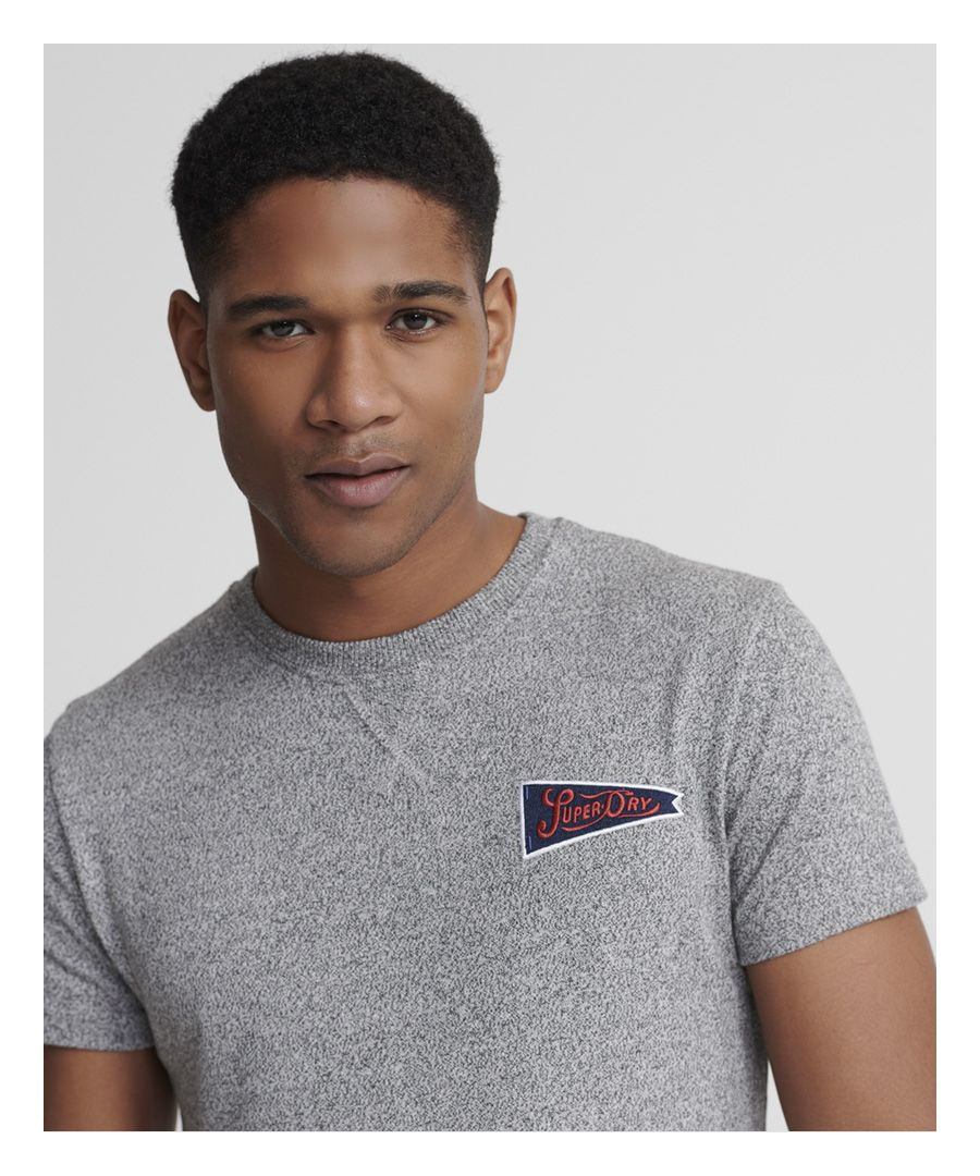 Image for Superdry Classic Varsity Pennant T-Shirt