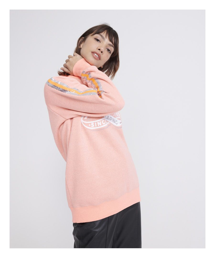 Image for Superdry Hard Wearing Boutique Crew Sweatshirt