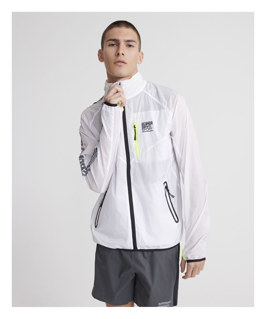 Image for Superdry Training Flyweight Jacket