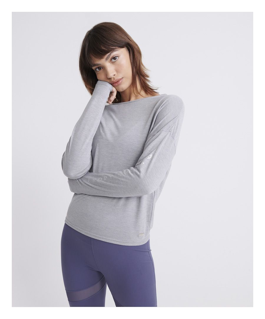 Image for Superdry Studio Long Sleeved Top