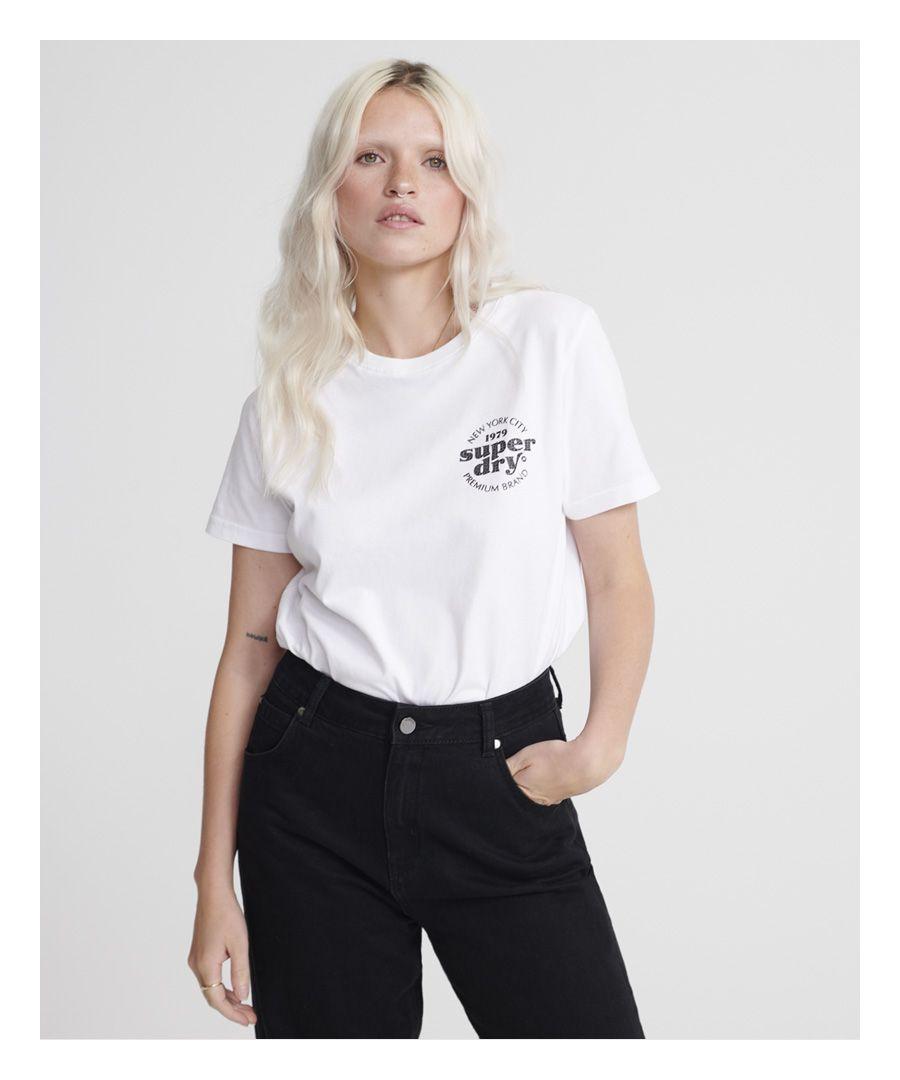Image for Superdry Mono 1979 Oversized T-Shirt