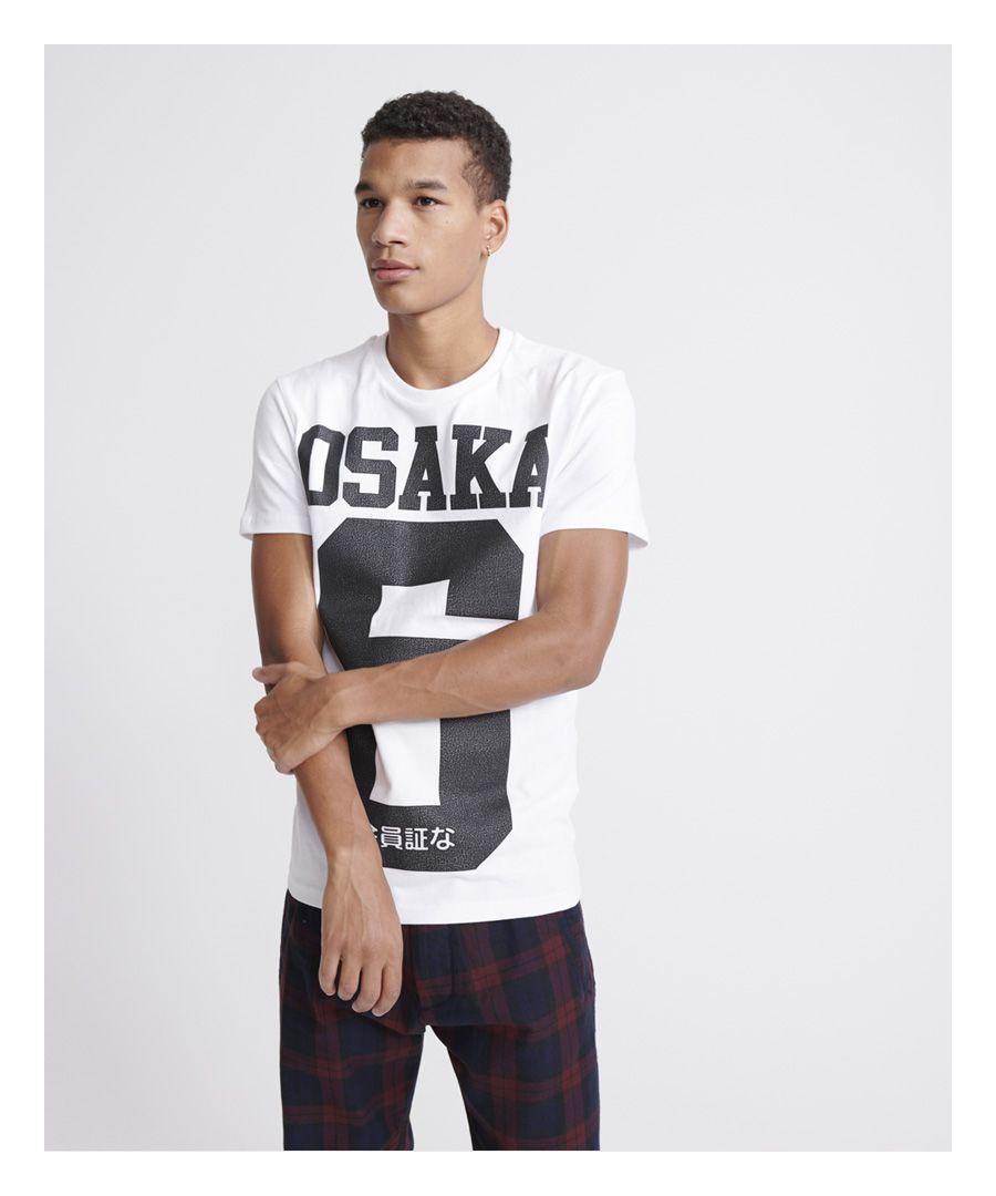Image for Superdry Mono Osaka 6 T-Shirt