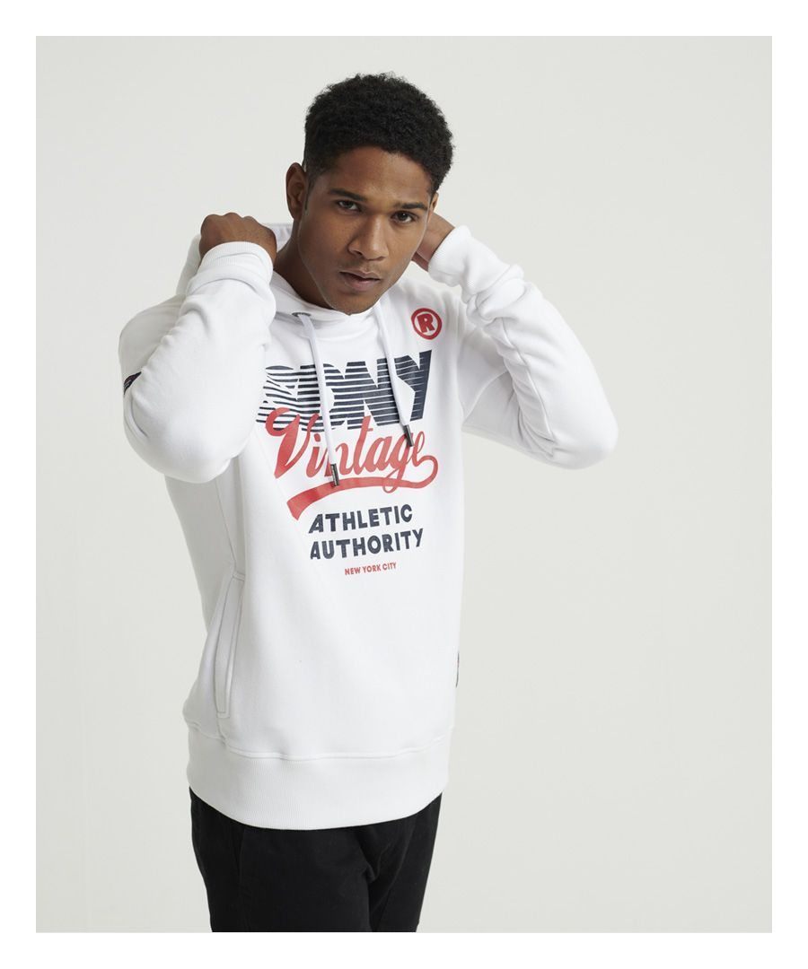 Image for Superdry New York Vintage Hoodie