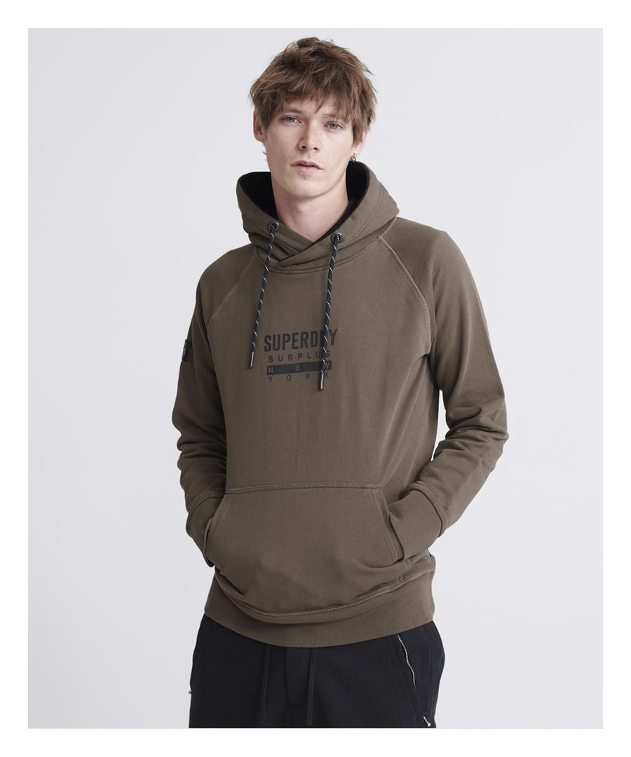 Image for Superdry Surplus Goods Graphic Hoodie