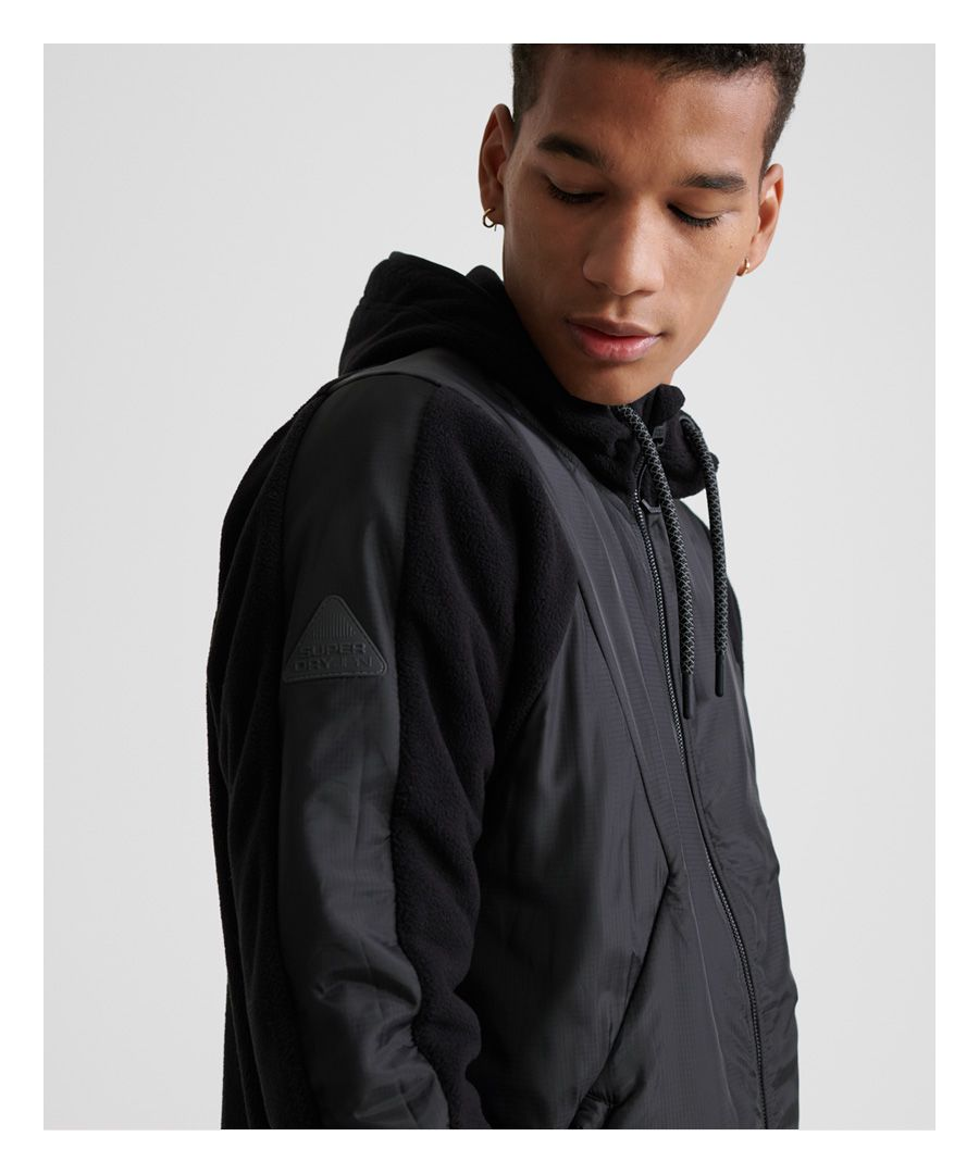 Image for Superdry Desert Alchemy Block Zip Hoodie