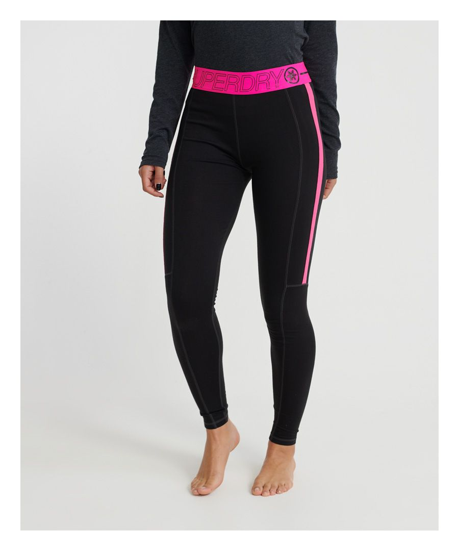 Image for Superdry Carbon Base Layer Leggings