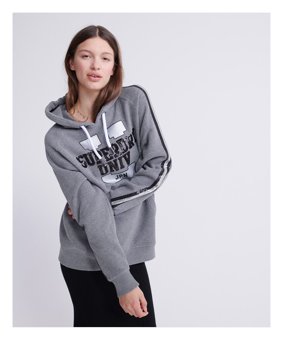 Image for Superdry Boutique University Hoodie
