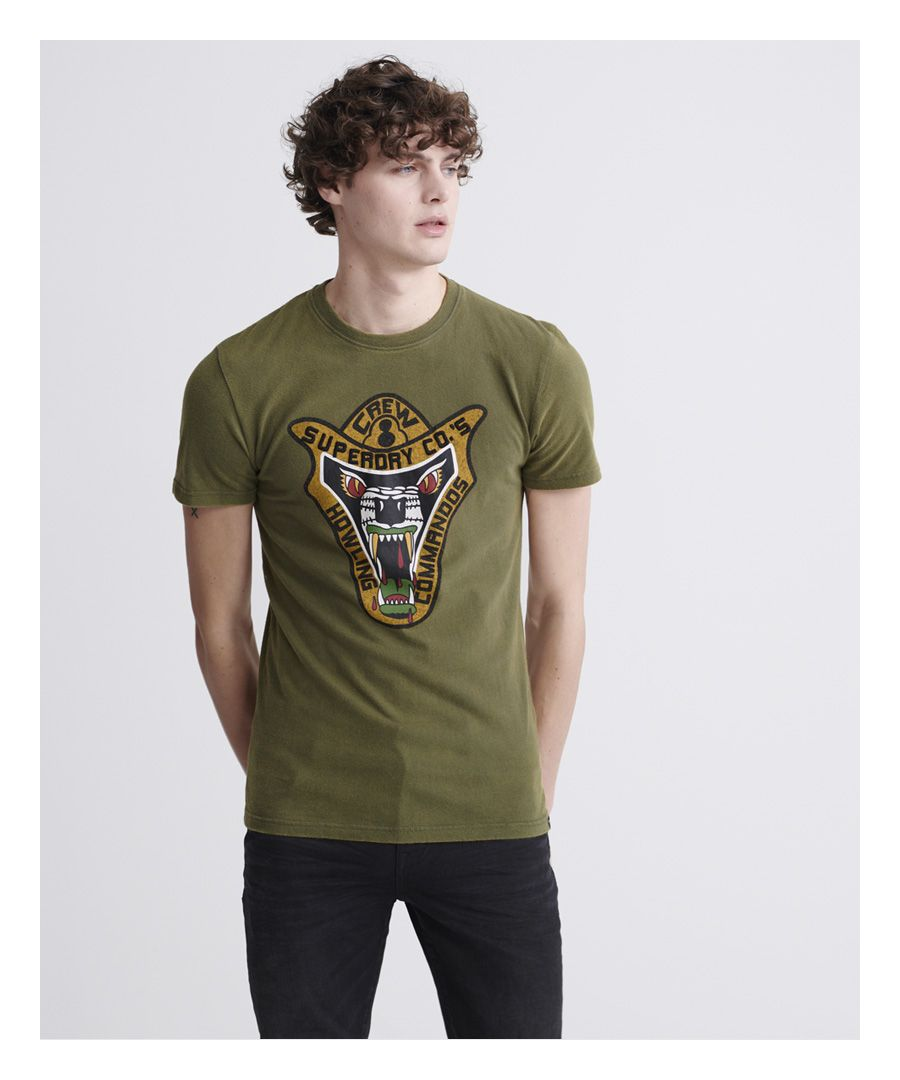 Image for Superdry Dry Graphic T-Shirt