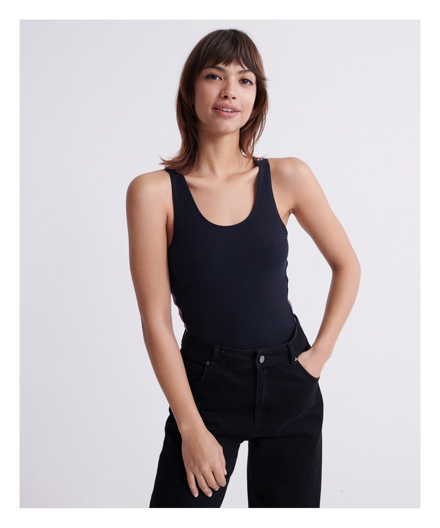 Image for Superdry Elastic Bodysuit