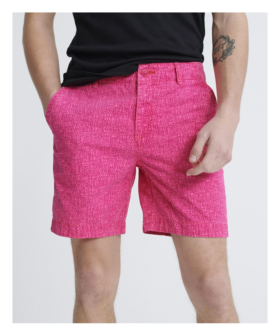 Image for Superdry Nue Wave Wash Shorts