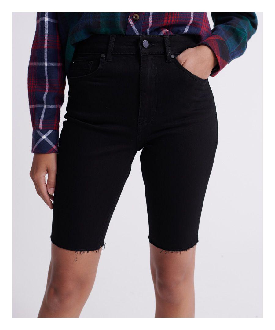 Image for Superdry Kari Long Line Shorts