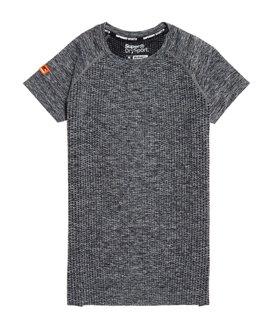 Image for Superdry Sports Athletic Raglan T-Shirt
