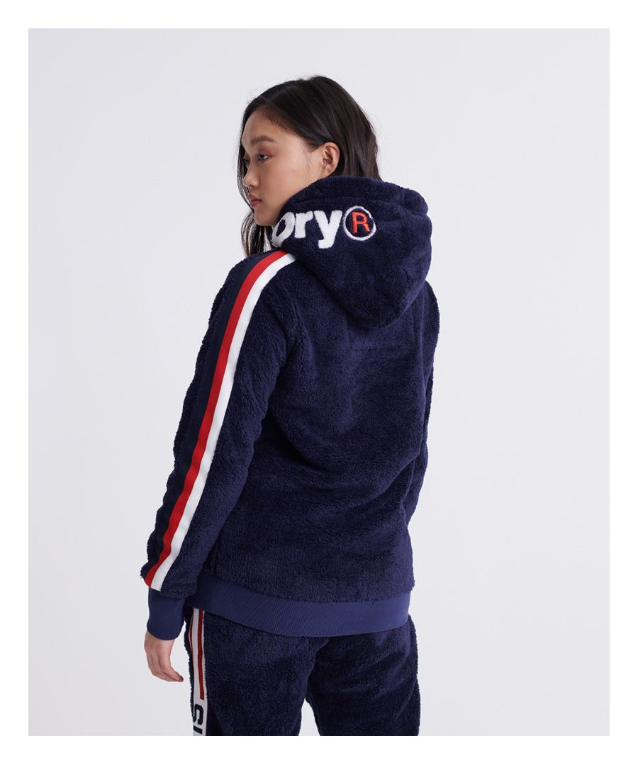 Image for Superdry Polar Label Retrosport Hoodie