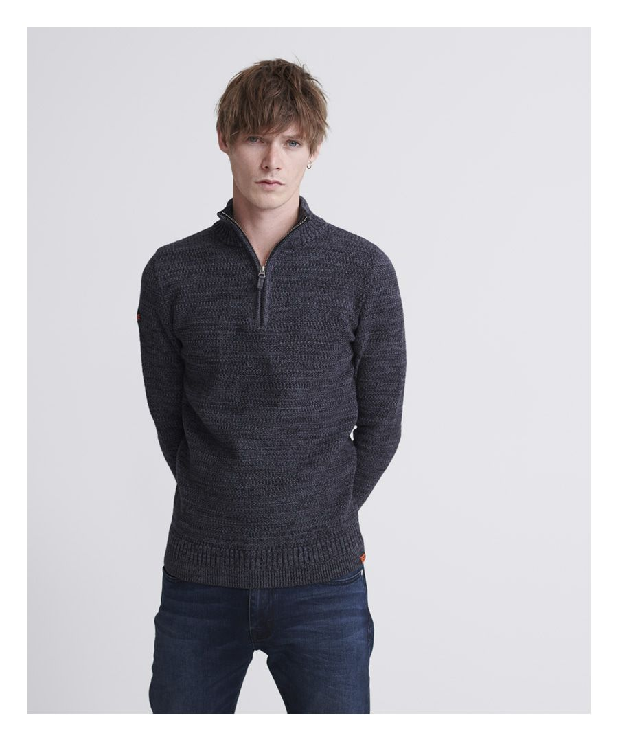 Image for Superdry Keystone Henley Jumper