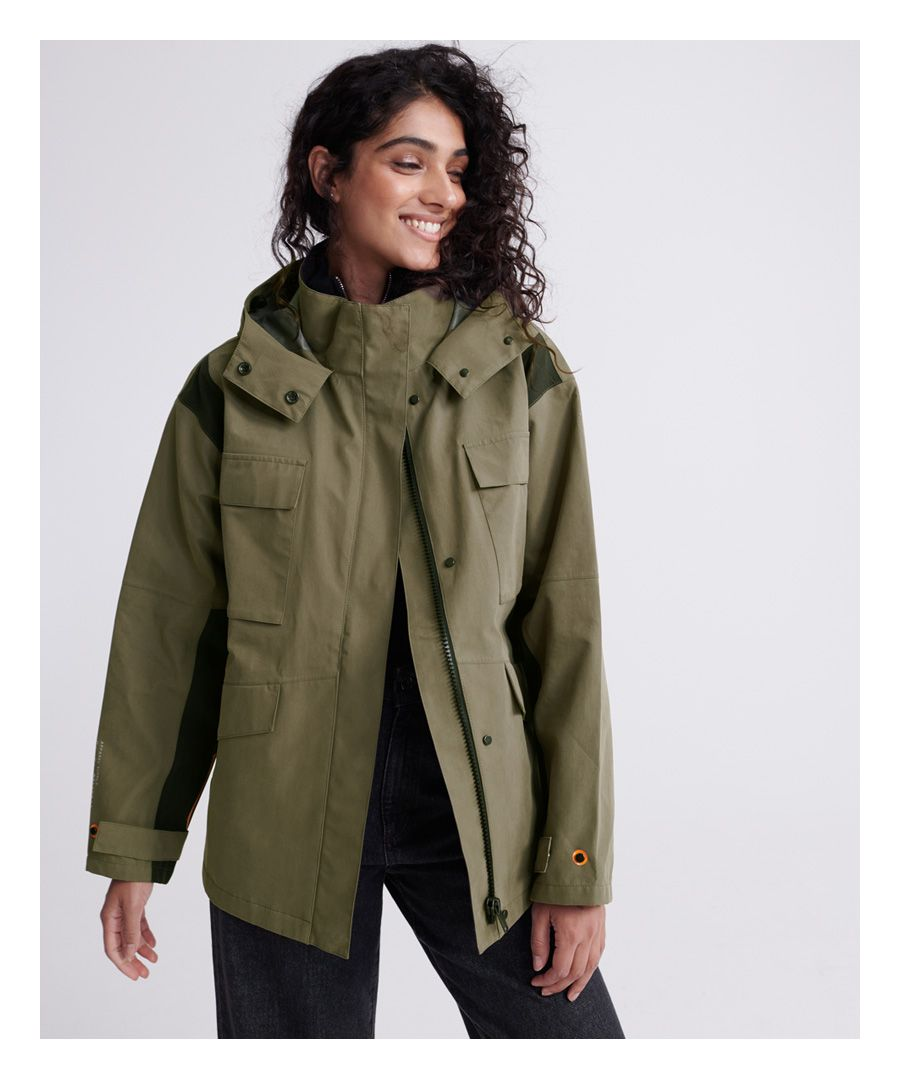 Image for Superdry Canyon Jacket