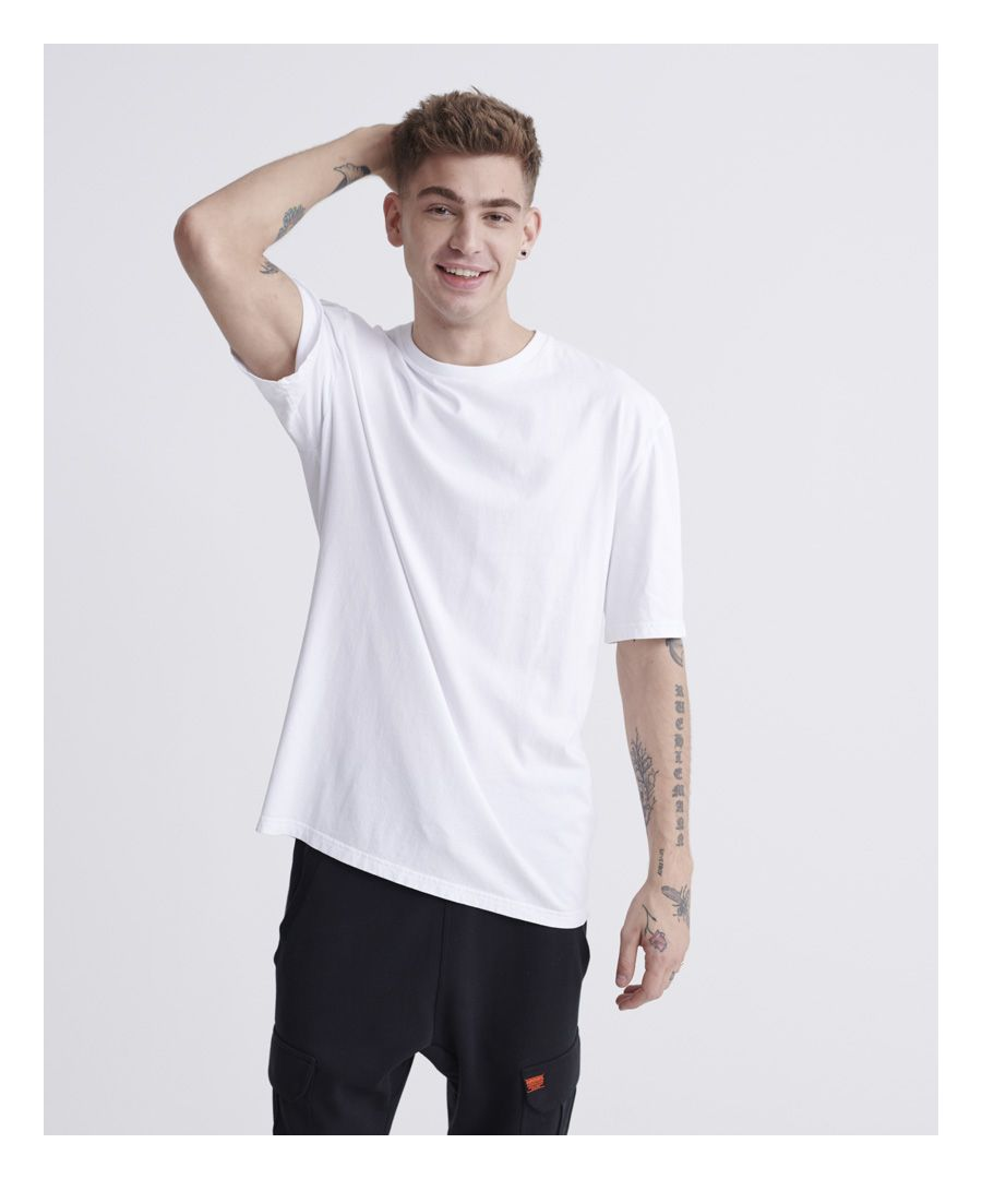 Image for Superdry City Neon Bright Oversized T-Shirt