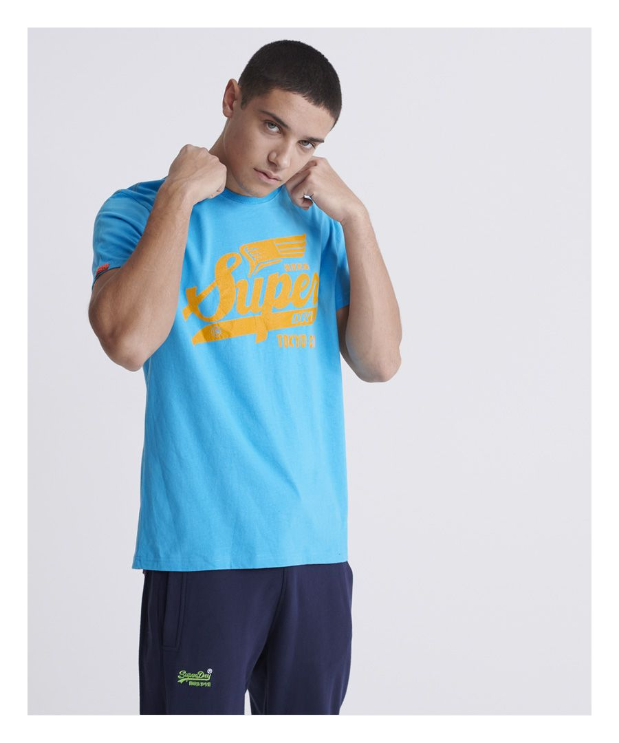 Image for Superdry Heritage Classic Mid T-Shirt