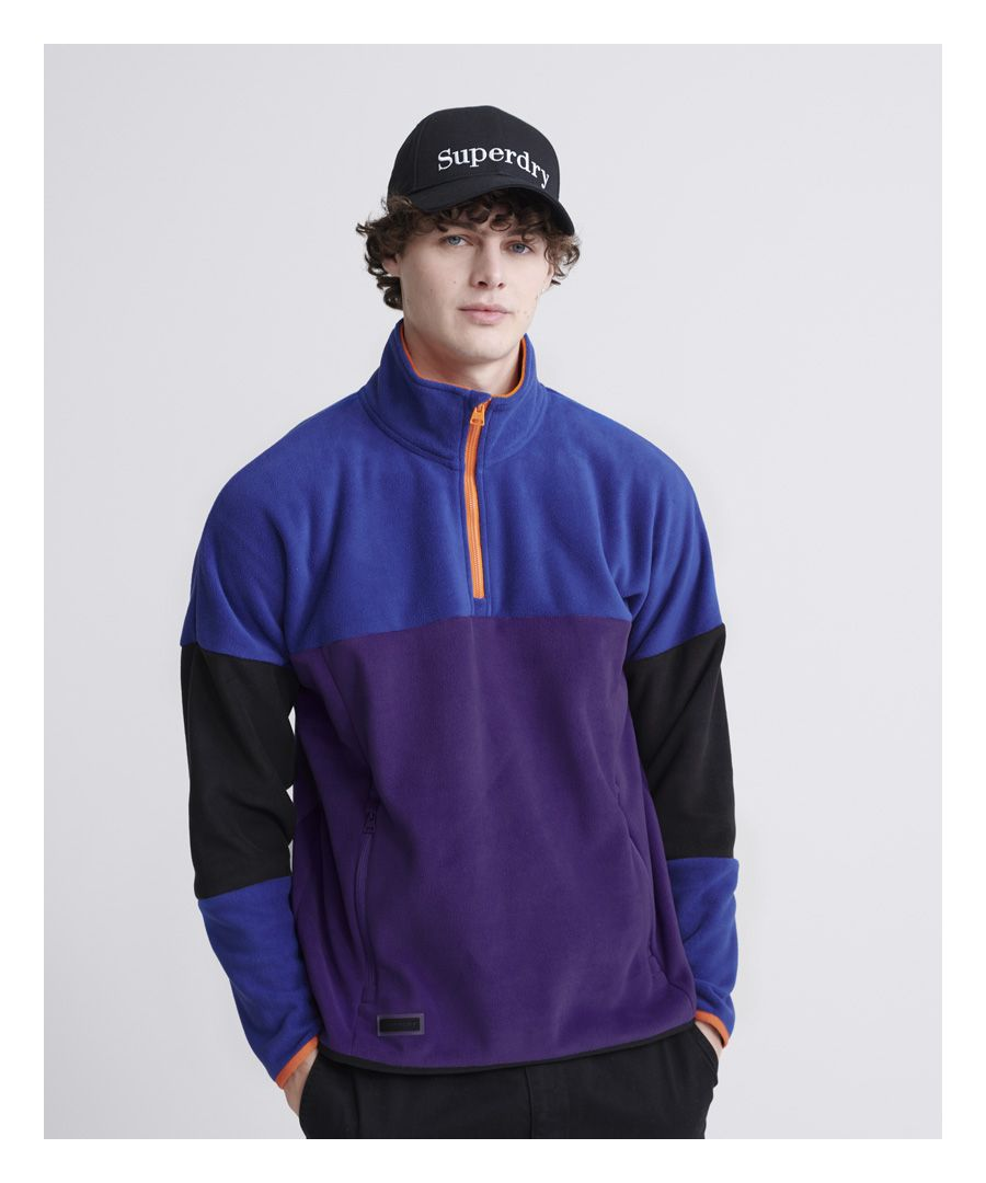 Image for Superdry Crafted Casuals Street Fleece Track Top