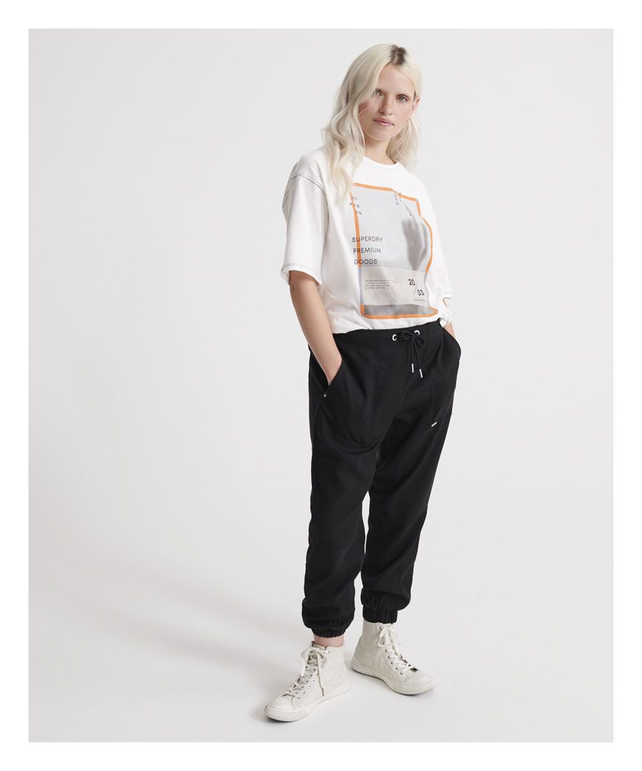 Image for Superdry Sonoran Tencel Joggers