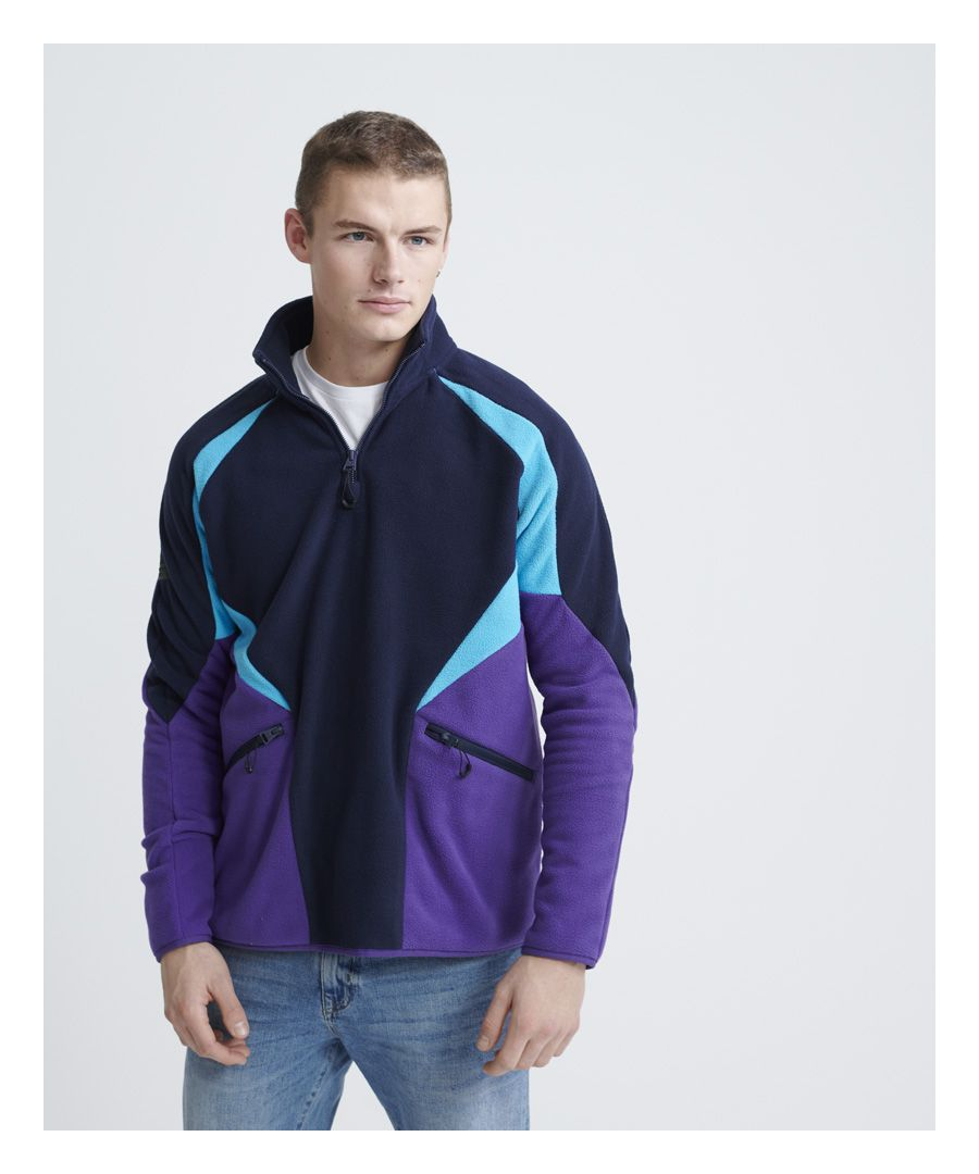 Image for Superdry Crafted Casuals Polar Overhead Hoodie