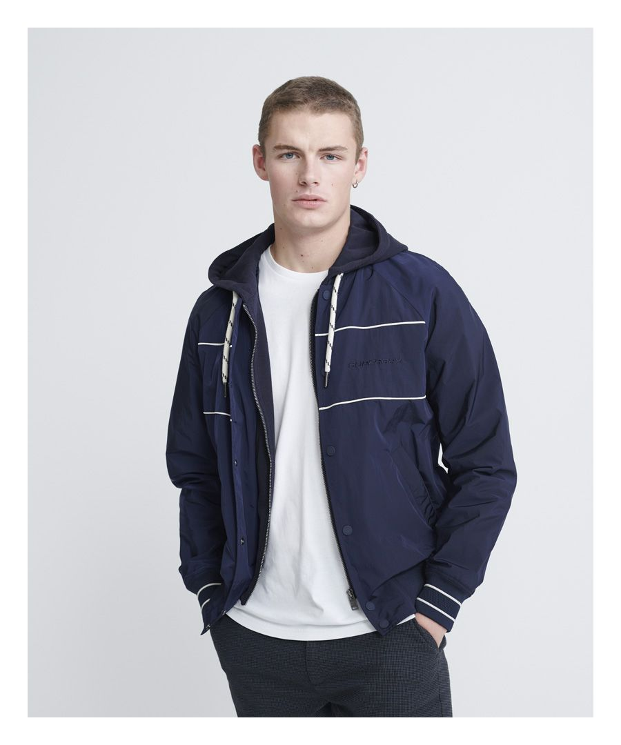 Image for Superdry Hooded Summer House Bomber