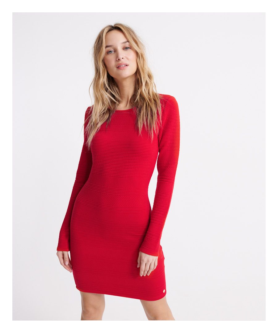 Image for Superdry Daria Bodycon Dress