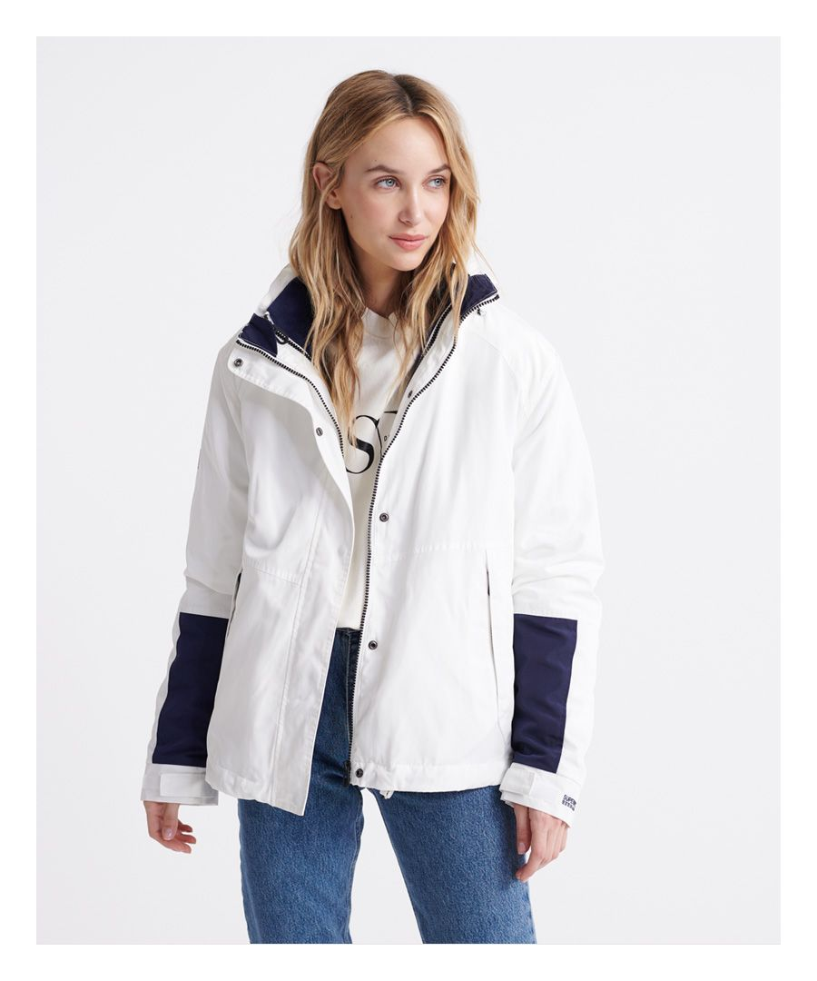 Image for Superdry Long Sleeved Essentials 4 In 1 Jacket